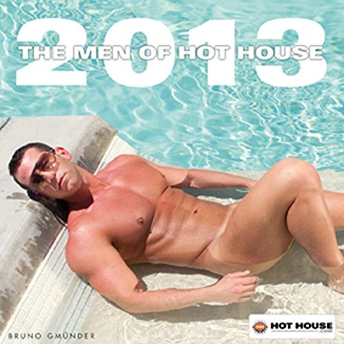 9783867873673: The Men of Hothouse 2013 Calendar