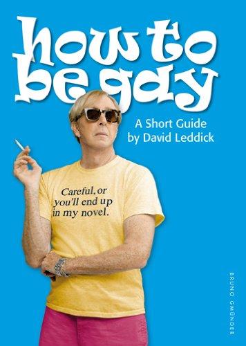 How to be gay (Bruno Gmunder Verlag): Leddick, David
