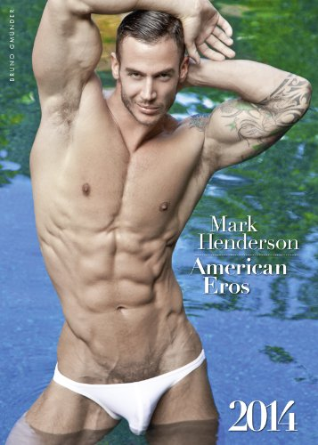 9783867875783: American Eros 2014 Calendar