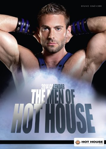 9783867875806: The Men of Hothouse 2014 Calendar