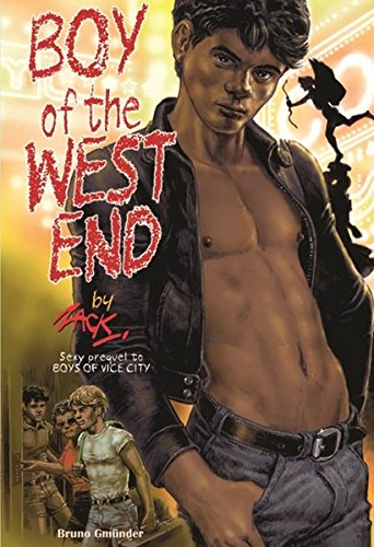 9783867876872: Boy of the West End (The Adventures of Gil Graham and Mike Smith)
