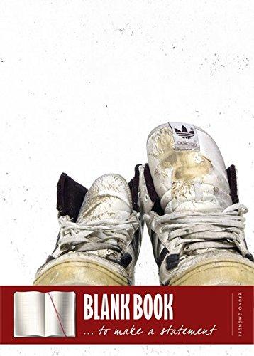9783867876940: Sneaker: Blank book