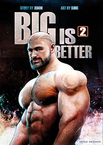 "Big Is Better 2: 160 Pages, Full Color, Softcover with Flaps, 7 X 9.5"": XH4M"