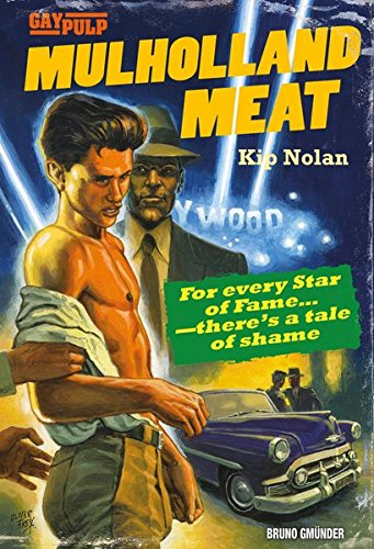 9783867878531: Mulholland Meat: (Gay Pulp Fiction 02)