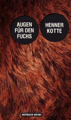 9783867891059: Augen für den Fuchs: Kriminalroman