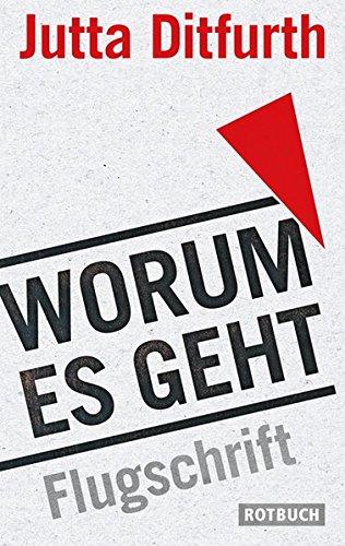 Worum es geht - Flugschrift (Rotbuch)