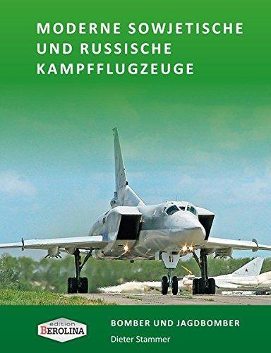 9783867898089: Moderne sowjetische und russische Kampfflugzeuge. Bomber und Jagdbomber