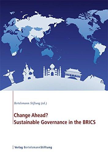 Change Ahead (Paperback): Bertelsmann Stiftung