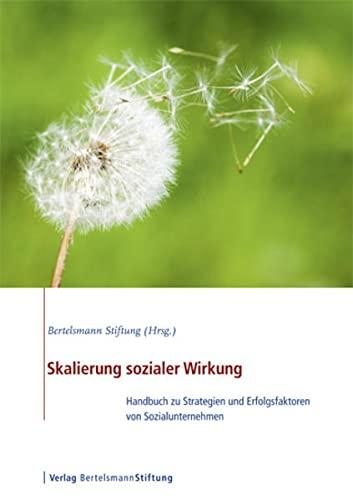 9783867935111: Skalierung sozialer Wirkung