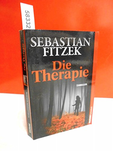 9783868001280: Die Therapie.
