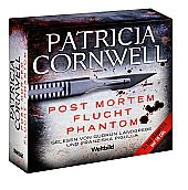 9783868007527: Patricia Cornwell Hörbuch Box Post Mortem Flucht Phantom