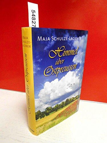 9783868007770: Himmel über Ostpreussen