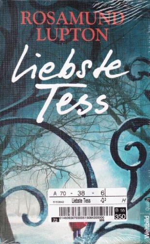 9783868009361: Liebste Tess [Taschenbuch]