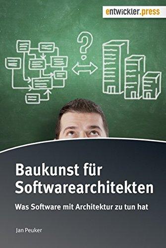 9783868021189: Baukunst für Softwarearchitekten