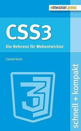 9783868021356: CSS3: Die Referenz für Webentwickler