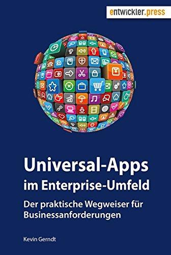 9783868021660: Universal-Apps im Enterprise-Umfeld: Der praktische Wegweiser für Businessanforderungen
