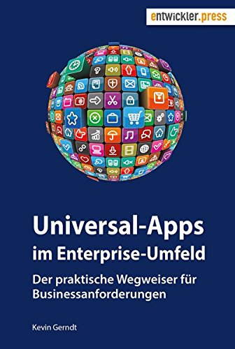9783868021660: Universal-Apps im Enterprise-Umfeld