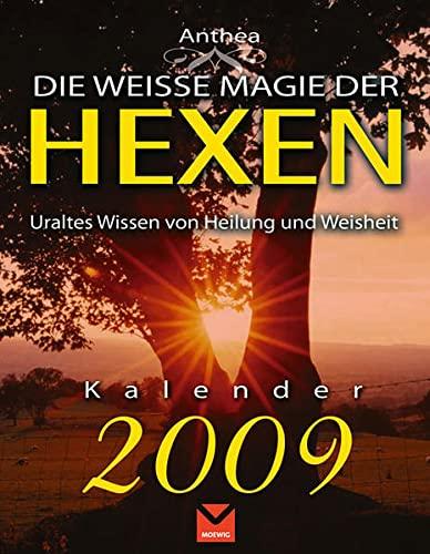 9783868031355: Die weiße Magie der Hexen Kalender 2009