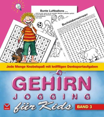 9783868031799: Gehirnjogging für Kids 03