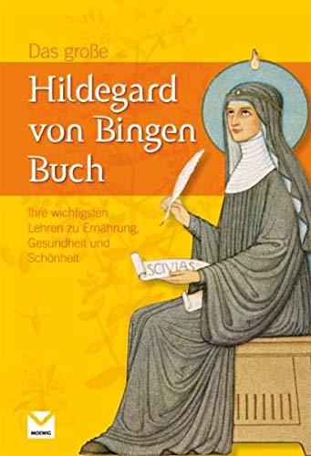 Das groáe Hildegard von Bingen Buch: Kluge, Heidelore