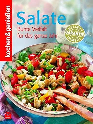 Salate: Bunte Vielfalt für das ganze Jahr