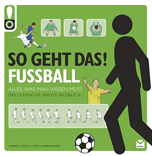 9783868035919: So geht das! Fußball