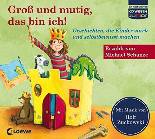 9783868041002: Gro� und mutig, das bin ich!: Geschichten, die Kinder stark und selbstbewusst machen