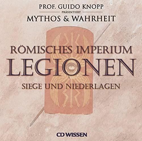 R�misches Imperium - LEGIONEN (_AV): Schubert, Katharina