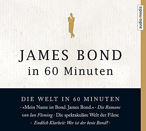 James Bond in 60 Minuten: Eduard Habsburg; Andreas Wilde