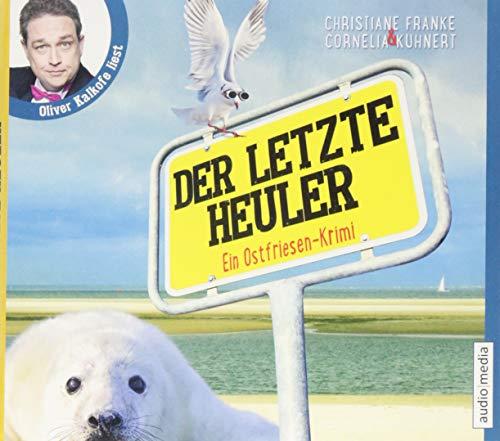 Franke, C: Der letzte Heuler/4 CDs