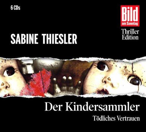 9783868045369: Der Kindersammler. Tödliches Vertrauen, 6 CDs