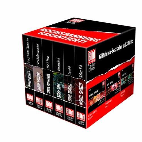 9783868045451: Bild Am Sonntag Thriller Box: Die 4. Frau / Todesschrei / Level 9 / Kalter Tod