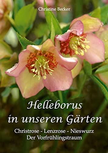 Helleborus in unseren Gärten : Christrose - Lenzrose - Nieswurz: Der Vorfrühlingstraum - Christine Becker