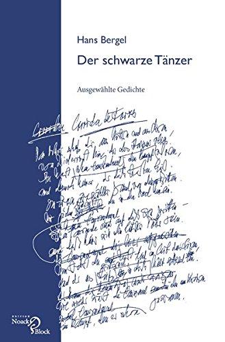 9783868130089: Der schwarze Tänzer: Ausgewählte Gedichte