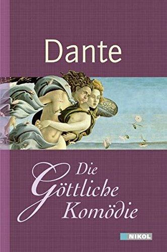 Die göttliche Komödie - Dante Alighieri