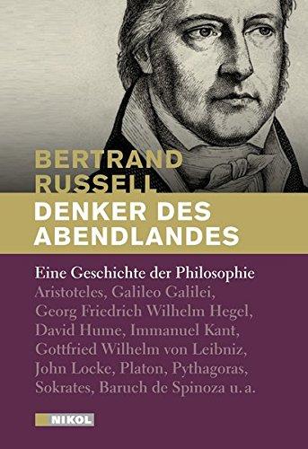 9783868201277: Denker des Abendlandes: Eine Geschichte der Philosophie