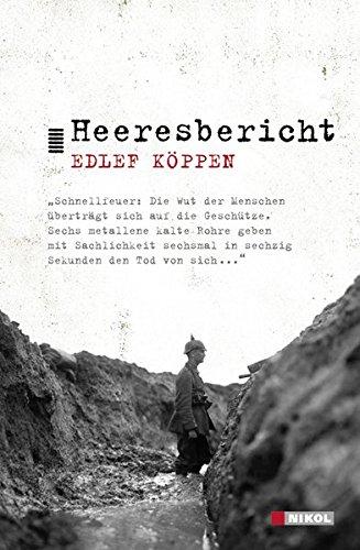 9783868201291: Heeresbericht