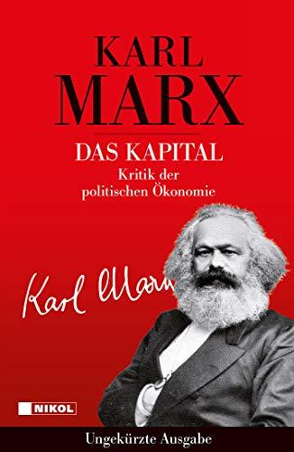 9783868202434: Das Kapital: Kritik der politischen Ökonomie (ungekürzte Ausgabe)
