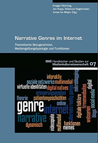 9783868213973: Narrative Genres im Internet
