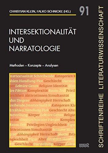 9783868215502: Intersektionalität und Narratologie