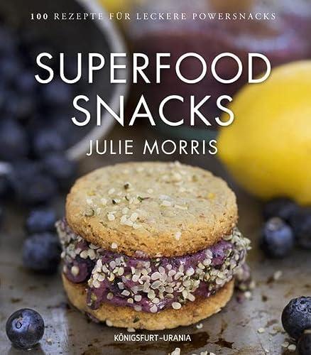 9783868261363: Superfood Snacks: 100 Rezepte für leckere Powersnacks