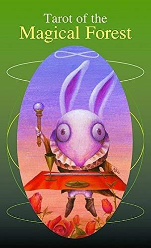 9783868265088: Zauberwald Tarot: 78 Karten mit dt. Anleitung