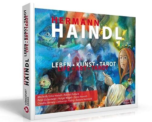 9783868265439: Hermann Haindl: Leben - Kunst - Tarot / Life - Art - Tarot
