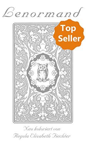 9783868267020: Lenormand Weisse Eule; 36 neu kolorierte Lenormand-Karten mit Anleitungsbüchlein ; Ill. v. Fiechter, Regula E; Deutsch; 36 farb. Ktn -