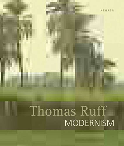 9783868282641: Thomas Ruff - Modernism