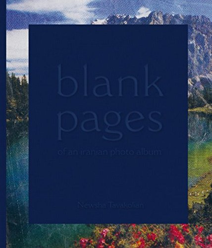 Blank Pages of An Iranian Photo Album (Hardcover)