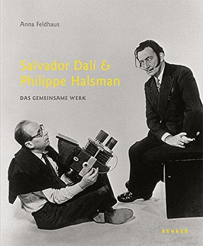 Salvador Dali & Philippe Halsman: Anna Feldhaus