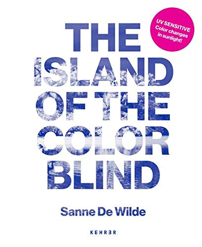 9783868288261: The Island of the Colorblind