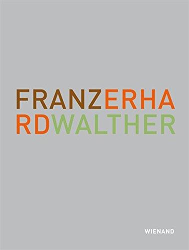 9783868320855: Franz Erhard Walther. Die Bilder sind im Kopf