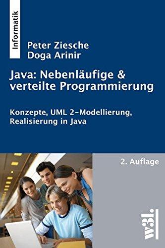 9783868340150: Java: Nebenläufige & verteilte Programmierung